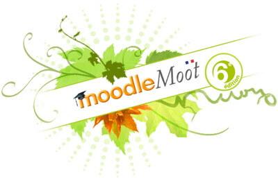 Logo MoodleMoot 2010