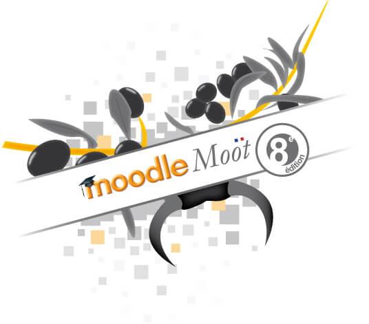 Logo MoodleMoot 2012
