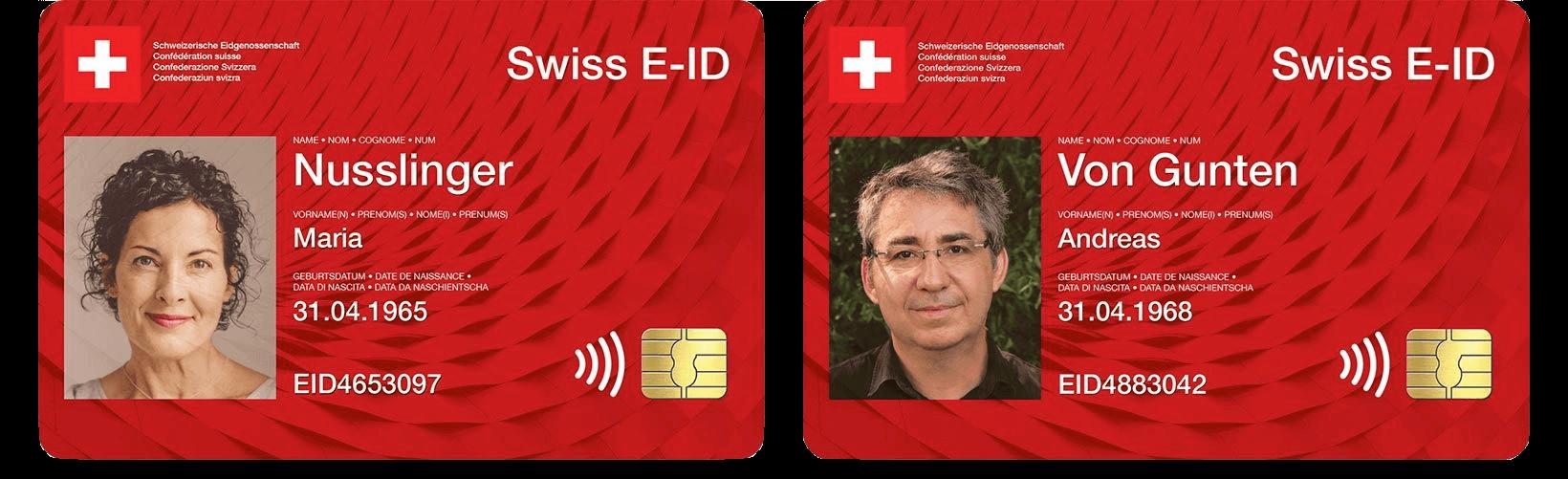 Contre la privatisation de l'identité électronique en Suisse