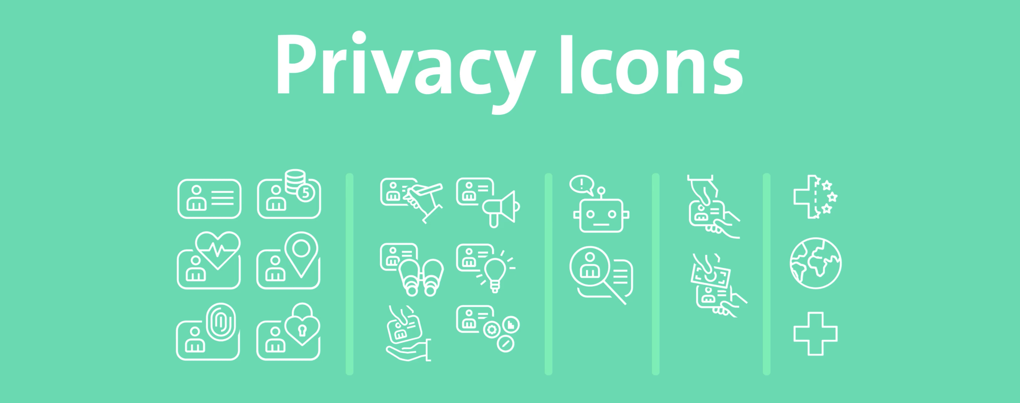 Privacy icons : du « privacy washing »